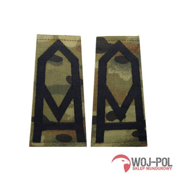 Pagony (pochewki) polowe – wzór sg14 – sierżant sztabowy