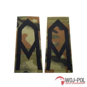 Pagony (pochewki) polowe - wzór SG14 - sierżant
