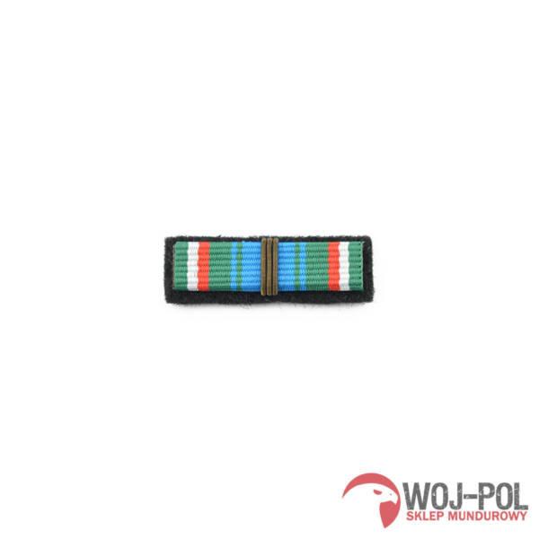 Baretka odznaka zasłużony dla służby celnej brązowa