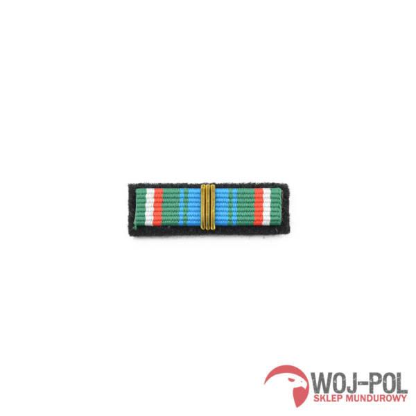 Baretka odznaka zasłużony dla służby celnej złota