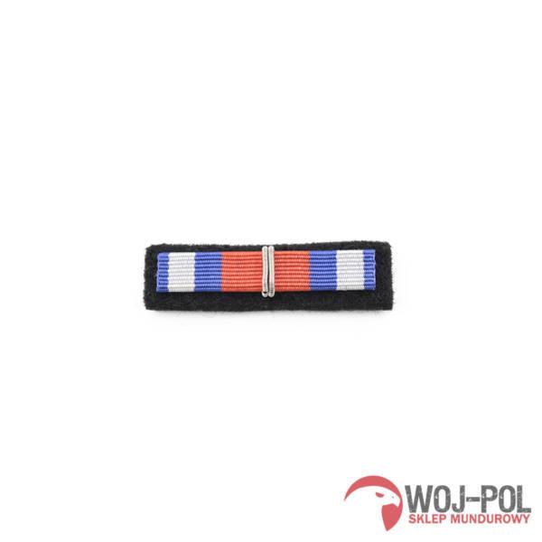 Medal za zasługi dla policji srebrny