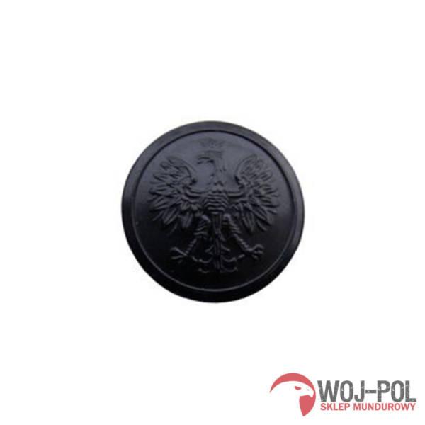 Guzik wzór administracyjny czarny 16 mm