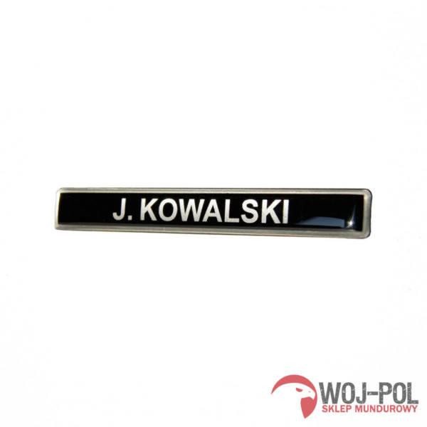 Imiennik identyfikator służby celnej polimerowy wyjściowy magnes