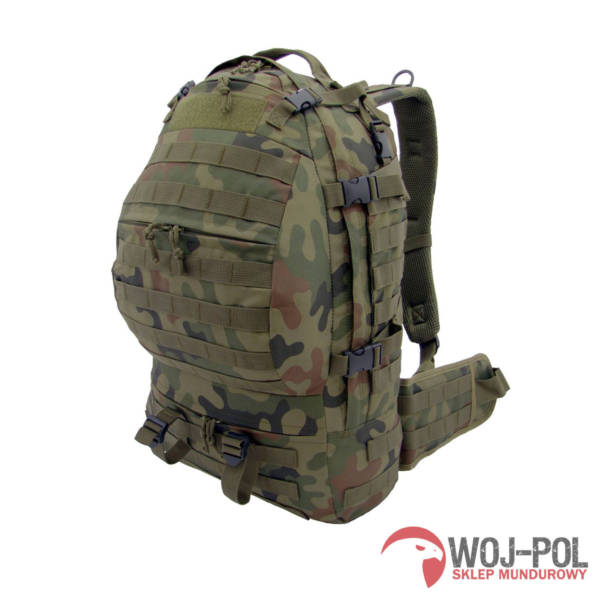 Plecak cargo backpack camo m.g. 32 l