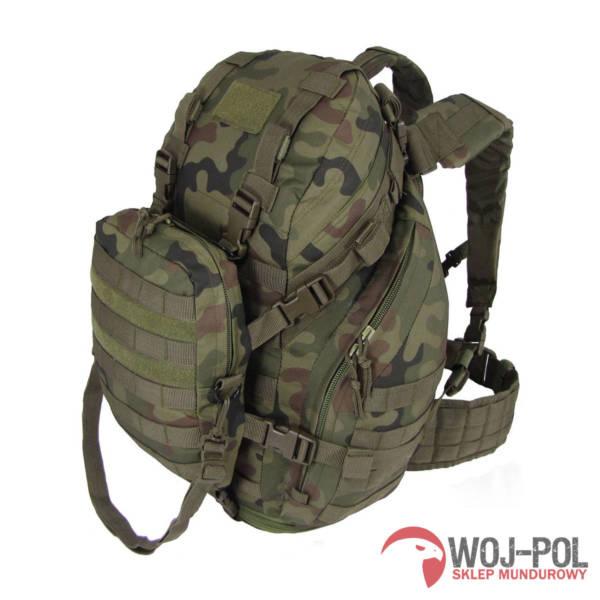 Plecak overload backpack 60l. camo m.g.
