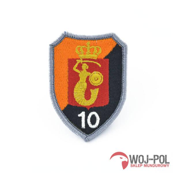 10 warszawski pułk samochodowy naszywka