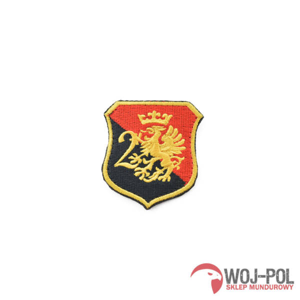 Naszywka wyjściowa 2 batalion saperÓw