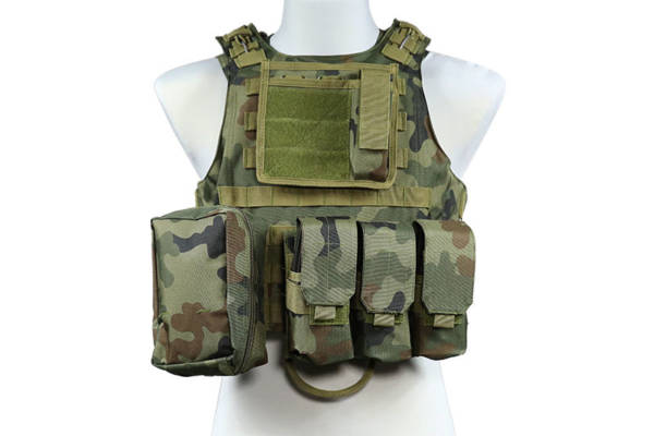 Kamizelka taktyczna typu fsbe – wz.93 pantera gft-18-018387