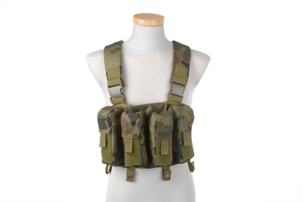 Kamizelka taktyczna typu chest rig
