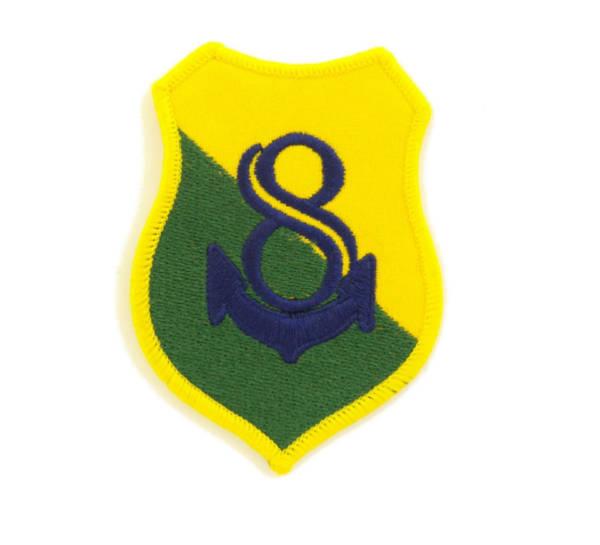 Emblemat 8 dywizja artylerii przeciwlotniczej dziwnÓw