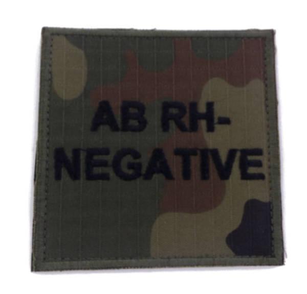 Grupa krwi ab rh- negative wz 2010