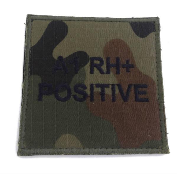 Grupa krwi a1 rh+ positive wz 2010