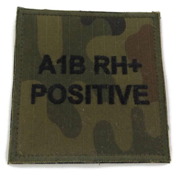 Grupa krwi a1b rh+ positive wz 2010