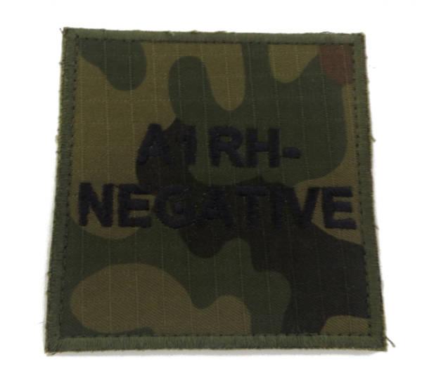 Grupa krwi a1 rh- negative wz 2010