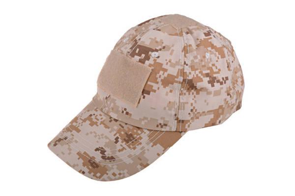 Taktyczna czapka z daszkiem – digital desert