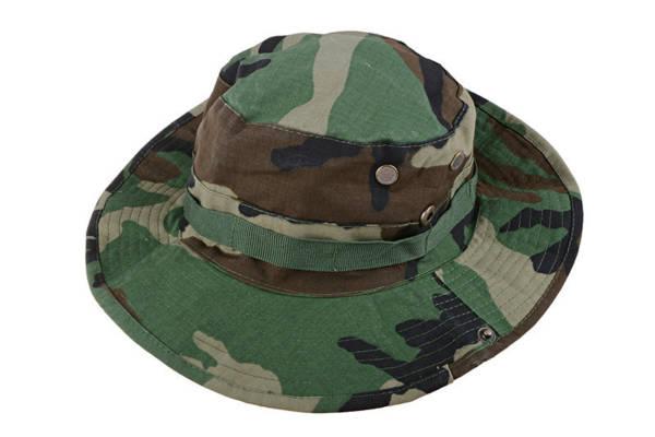 Kapelusz boonie hat – woodland