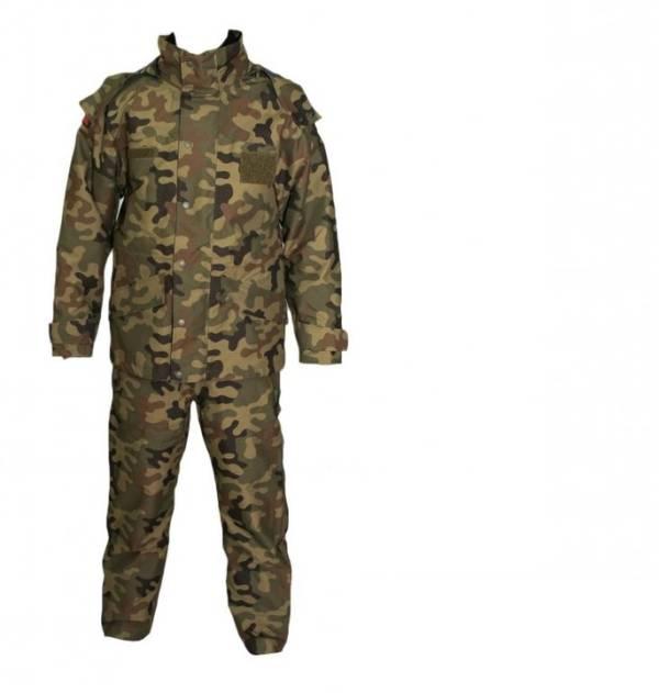 Ubranie ochronne oryginał gore-tex wz 128/mon