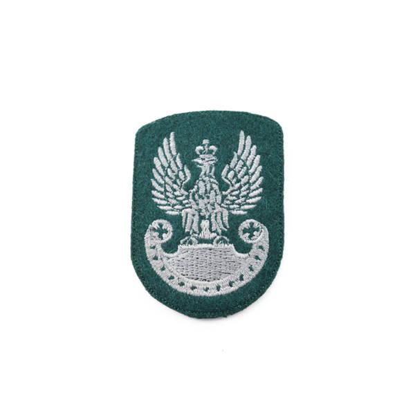 OrzeŁek na beret zielony wojska polskiego