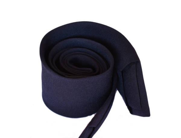 Krawat bezpieczny policji ŁĄczony rzepem