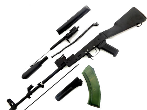 Makieta karabinek jack 7,62x39mm