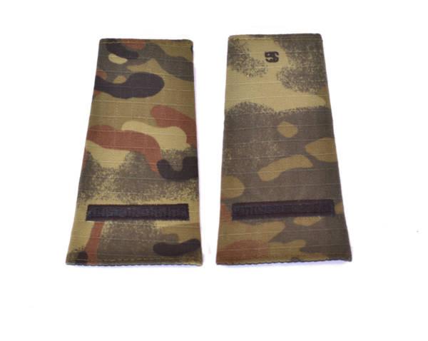 Pagony (pochewki) polowe – wzór sg14 – starszy szeregowy