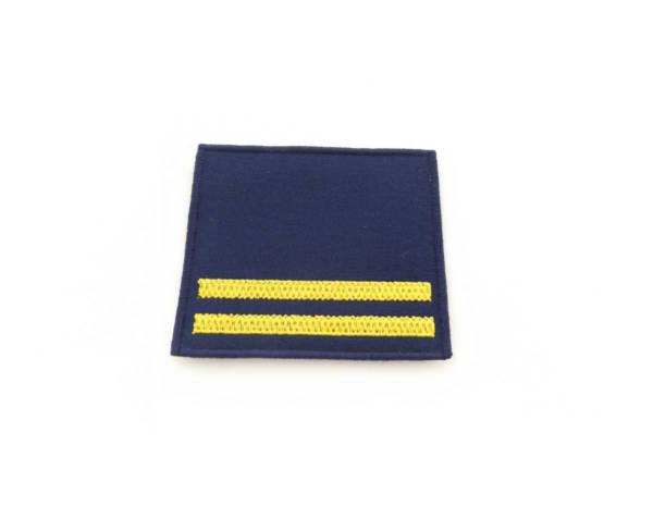 Dystynkcja na kurtkę ii klasy wojskowej