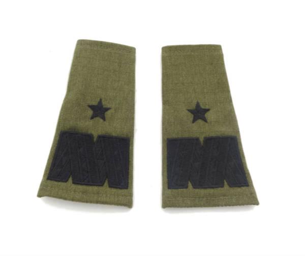 Pagony straży granicznej nowy wzór – generał brygady