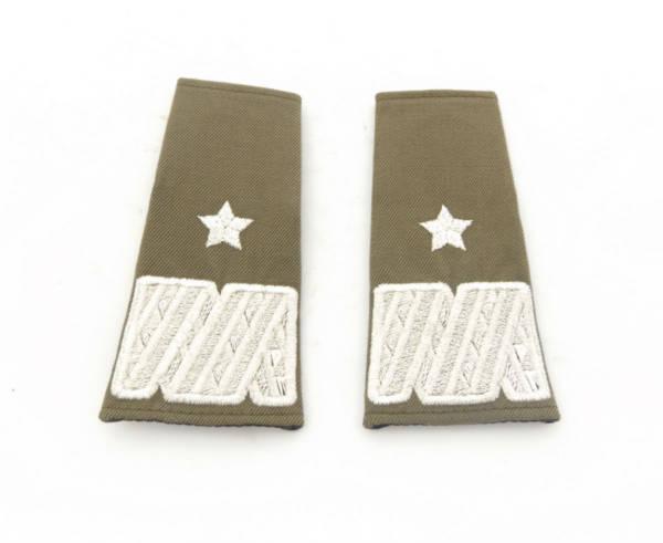Pagony wyjściowe sg khaki – generał brygady
