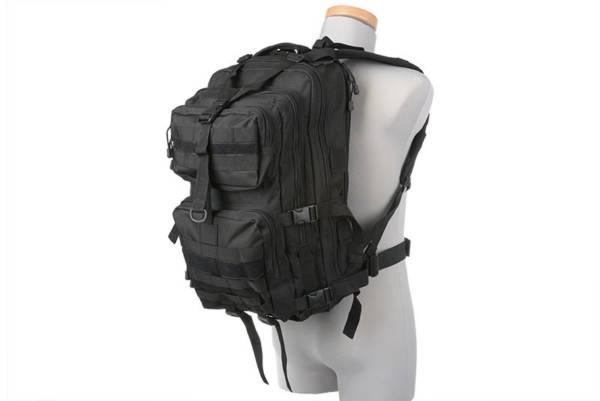 Plecak taktyczny mantis czarny gft-20-016483