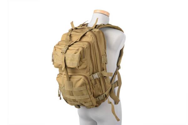 Plecak taktyczny mantis – tan gft-20-016484