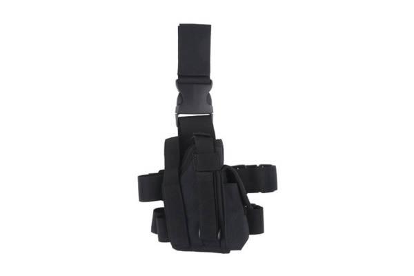 Kabura udowa z ładownicą na magazynek – czarna gft-29-020779