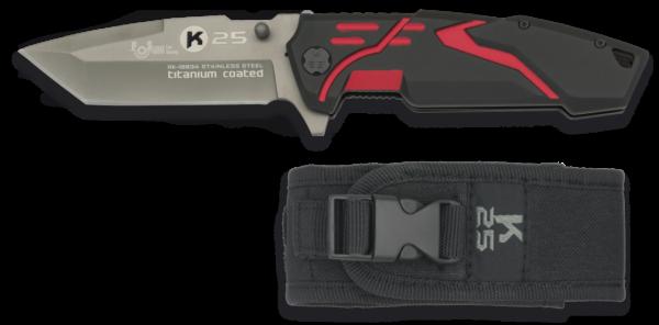 Nóż scyzoryk k25 fos. t. coated 19934-a