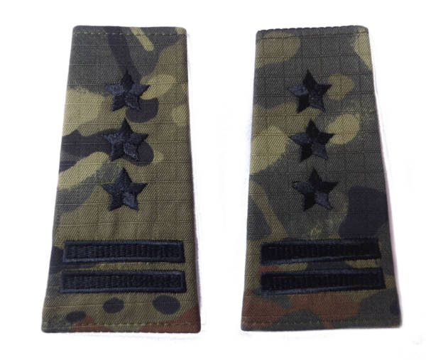Pagony (pochewki) polowe – wzór sg14 – pułkownik