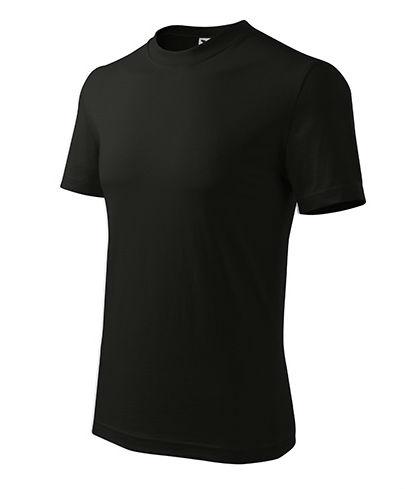 Koszulka czarna dla klas mundurowych