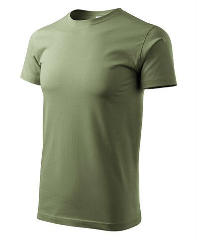 Koszulka khaki dla klas mundurowych