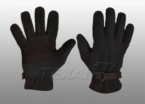Rękawiczki polarowe zimowe texar