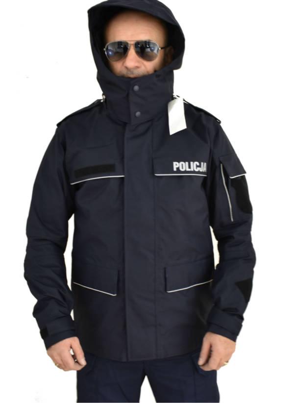 Kurtka letnia policji