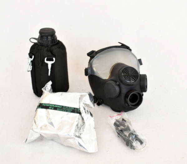 Maska przeciwgazowa mp5 nowa