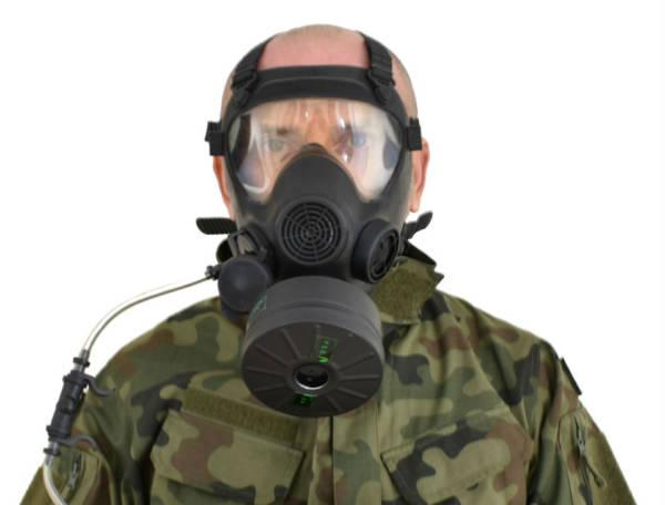 Maska przeciwgazowa mp5 uŻywana