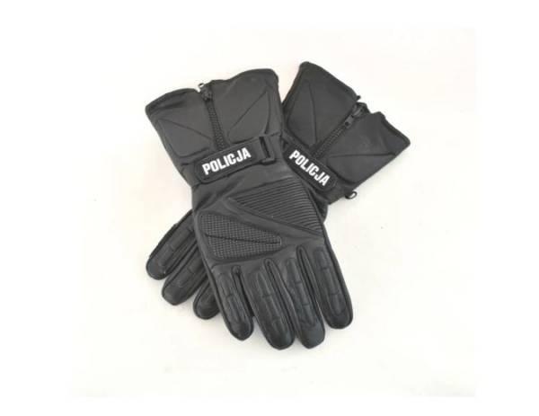 Rękawice motocyklowe policja rozmiar xl