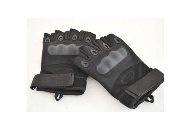 Rękawice taktyczne czarne bez palców