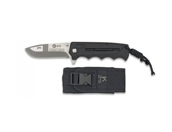 Scyzoryk nóż k25 czarny model 19942