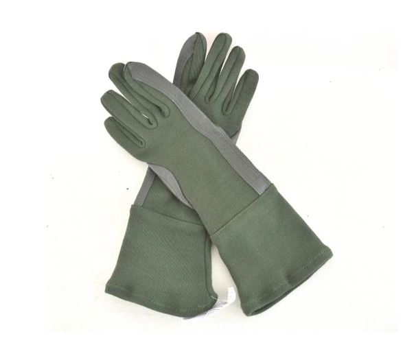 Rękawice taktyczne wz 619/mon zielone