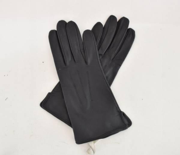 Rękawice skórzane letnie rozmiar 22
