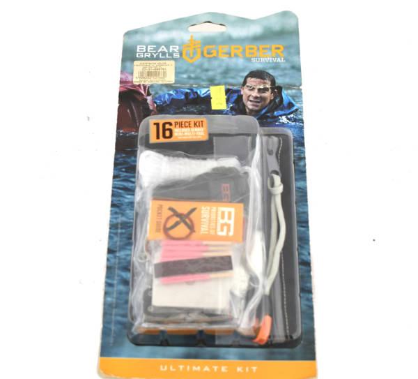 Gerber survival ultimate kit