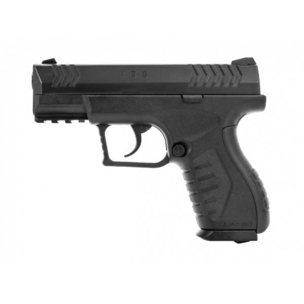 Pistolet wiatrówka ux xbg 4,5 mm bb co2