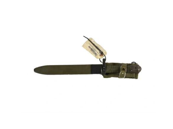 Bagnet hiszpański cetme l cuchillo bayoneta
