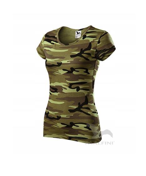 Koszulka damska moro rozmiar xxl