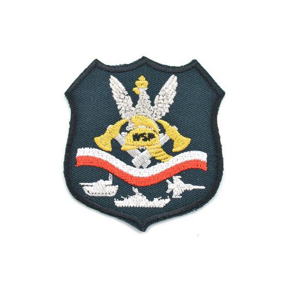 Naszywka wojskowa straŻ poŻarna