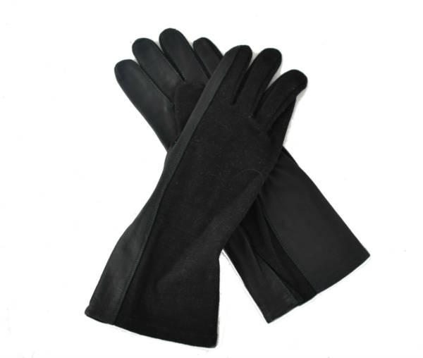 Rękawice taktyczne czarne rozmiar 10